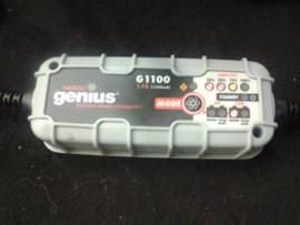 Accu lader / druppellader NOCO GENIUS G1100