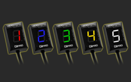 Gipro DS G2 versnellingsindicator