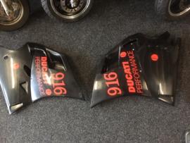 Ducati 748 916 996 998 zijkuipen immitatie / racekuipen gebruikt