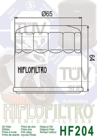 Oliefilter Honda HF204