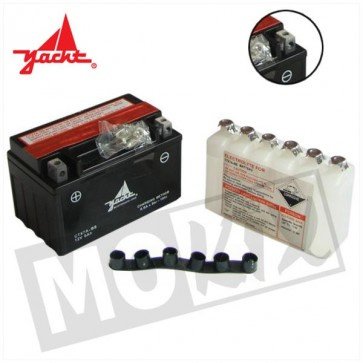 Accu CTX 7A-BS ( YTX 7A-BS ) 150x87x95 YACHT
