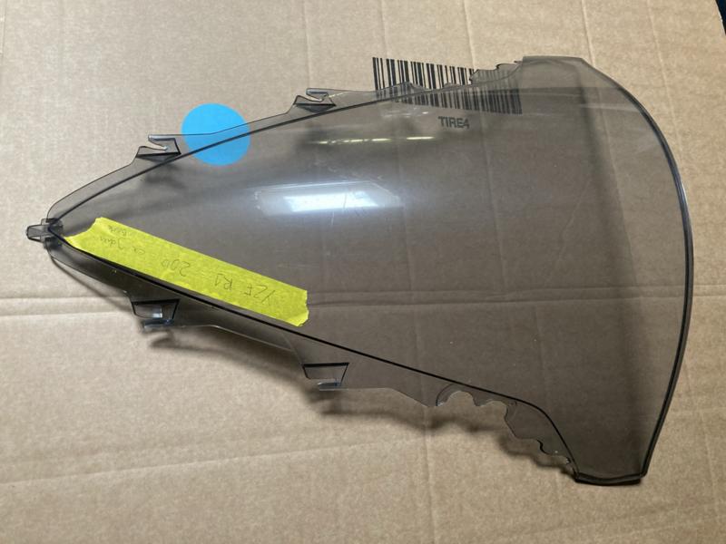 Originele kuipruit Yamaha YZF R1 2010