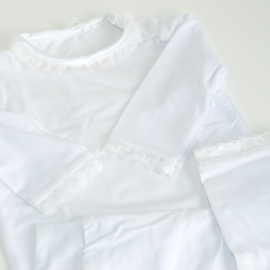Babysetje 1-3 maand wit