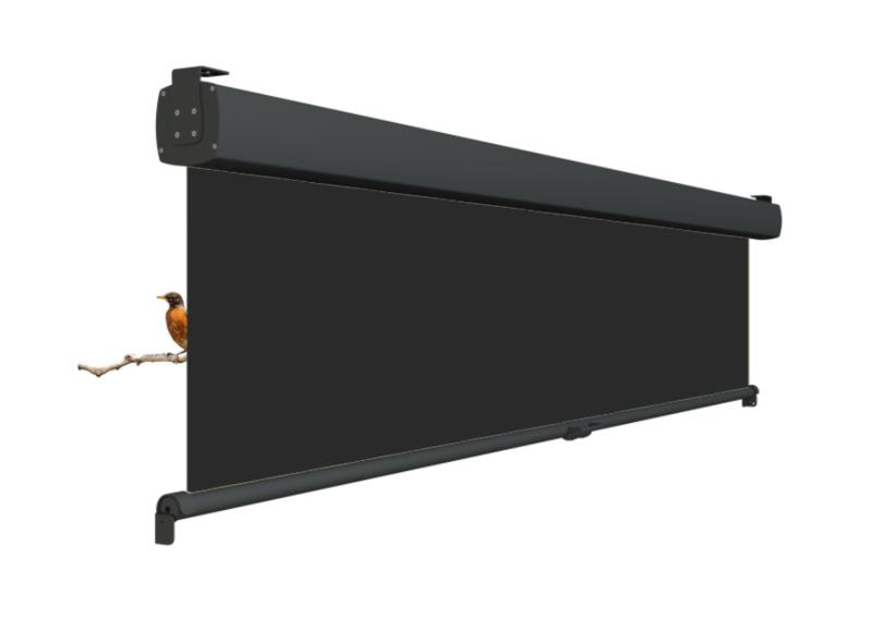 Oprolbaar windscherm Vita Privacy doek