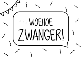 ZWANGER!