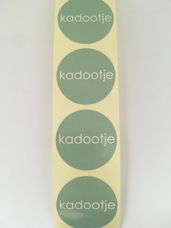 KADOOTJE