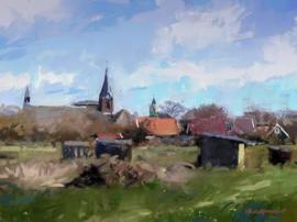 Texels dorp