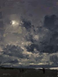 Maanlicht Domburg