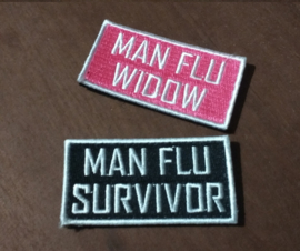 Man Flu Widow