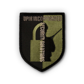 UPIR velcro patch