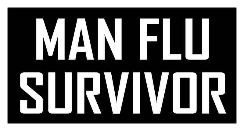 Man Flu Survivor