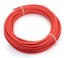 S4.SC6-H1Z2Z2-L100B 6mm² solar kabel 100m rood