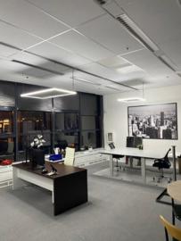 iQ-Led plafond infrarood paneel 350w
