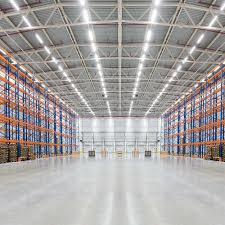 WAREHOUSE / LOGISTIC LED VERLICHTING