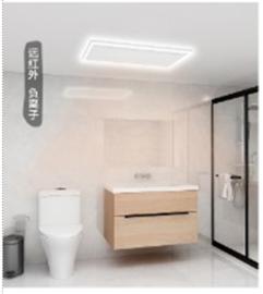 iQ-Led plafond infrarood paneel 800w