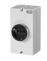 DC afschakeling 4-polige DC isolator (S5.SI16-PEL64R-4 16A, 800V,)