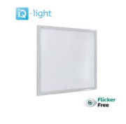 IQ-light - LED paneel - 60x60 cm - 30W - 4500K wit - 3400 Lumen - URG 17 Flikkervrij