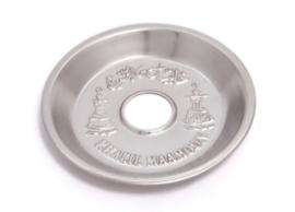 Khalil Mamoon Kolenschaal - Zilver XL