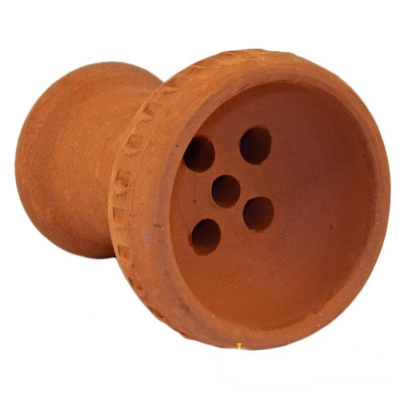 El Nefes - Standaard tabakskop (Ongeglazuurd)