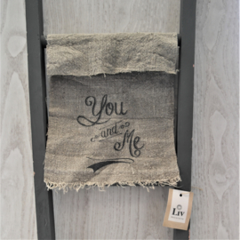 Shabby doek | You Small