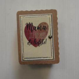 Soap in a box || Mama jij bent de liefste