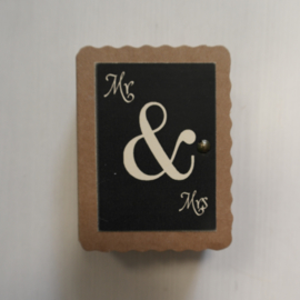 Soap in a box || Mr. and mrs.
