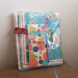 Cadeau || boodschappentas + boodschappenlijst