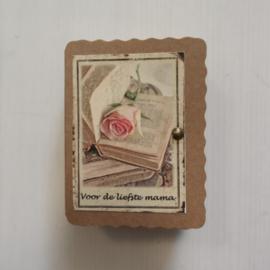 Soap in a box || Voor de liefste mama