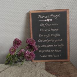 Bordje Mama's recept