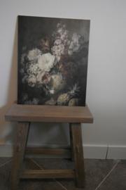 Schilderspaneel vaas bloemen
