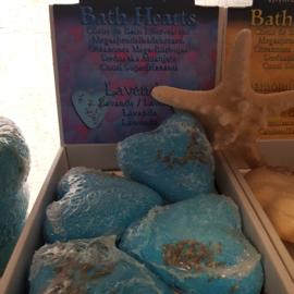 Bruishart || voor in bad