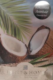 Kokosnoot avontuur