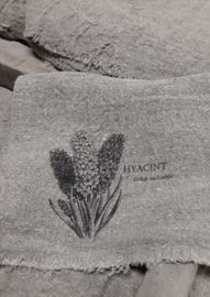 Shabbydoek hyacint small