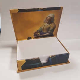 Memobox Vermeer Het Melkmeisje