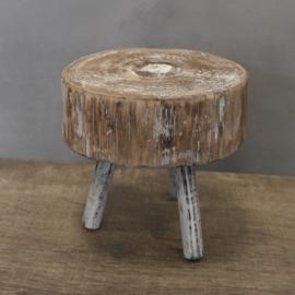 Mini krukje hout