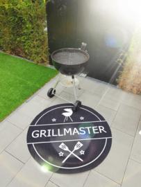 Grillmaster - mat voor bij de BBQ
