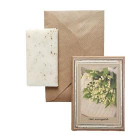 Soap met envelop
