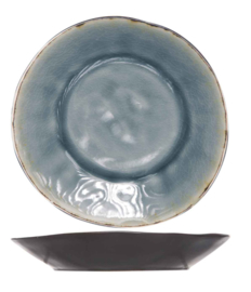 Laguna blue-grey schotel 15 cm