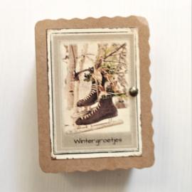 Soap in a box || Wintergroetjes