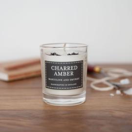 Charred Amber kaars