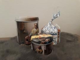 Het melkmeisje - stroopwafels & boterwafels