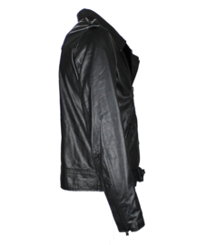 THE KOOPLES Biker Jacket maat Large