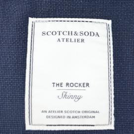 SCOTCH & SODA Atelier 'the Rocker' Blazer maat 50