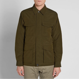 Paul Smith Micro Ripstop Military jacket maat L