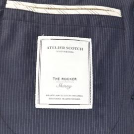 SCOTCH & SODA Atelier 'the Rocker' Blazer maat 52
