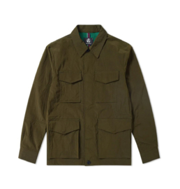 Paul Smith Micro Ripstop Military jacket maat Large