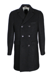 Gianni Feraud Boiled Wool Double Breasted Coat maat Medium
