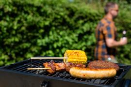 Oesterzwammen grillworst