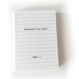Outside the lines - notitieboekje