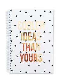 Cooler ideas - notitieboek